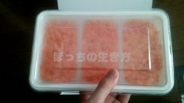 北海道森町のふるさと納税はいくらの醤油漬け600g