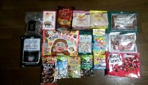 【8079】正栄食品工業の株主優待はお菓子や食品の詰め合わせが年2回ももらえますよ!!