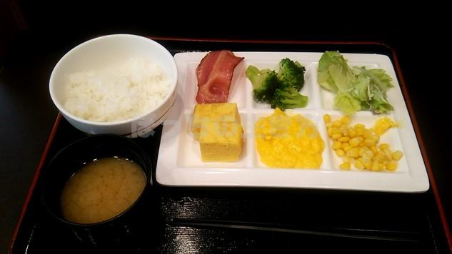 ガスト新橋店の朝食モーニング