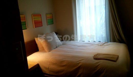 ホテルリソル池袋のコンパクトシングルルームに株主優待券使って700円で宿泊してきました♪