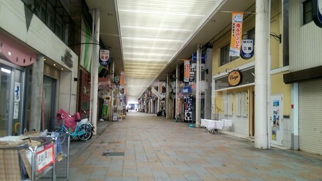 和歌山駅のぶらくり丁