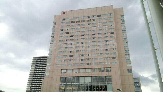 広島駅前のシェラトン広島