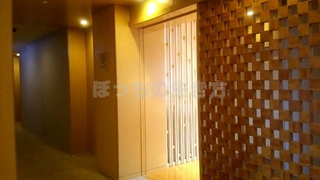 シェラトン広島の20階にあるクラブラウンジ入口