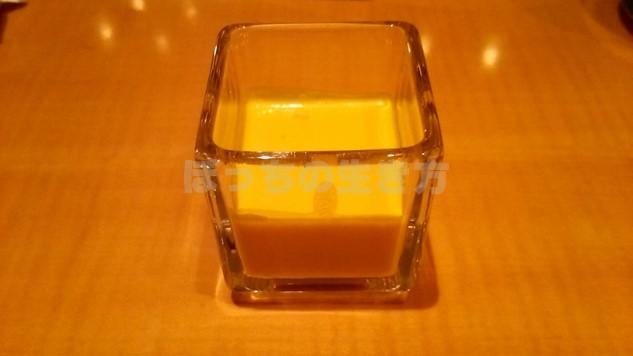 シェラトン広島のハッピーアワーのかぼちゃスープ