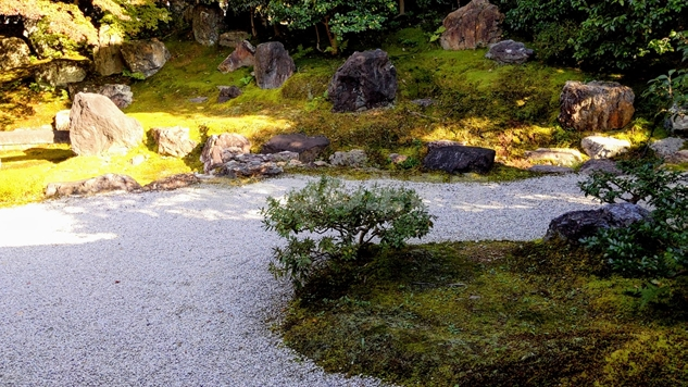 圓徳院の庭園