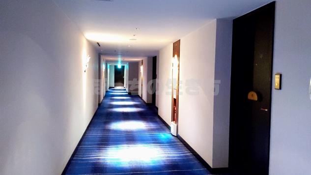 リーガロイヤルホテル大阪のナチュラルコンフォートフロア