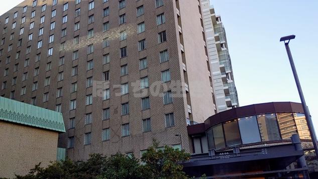 リーガロイヤル大阪の建物外観