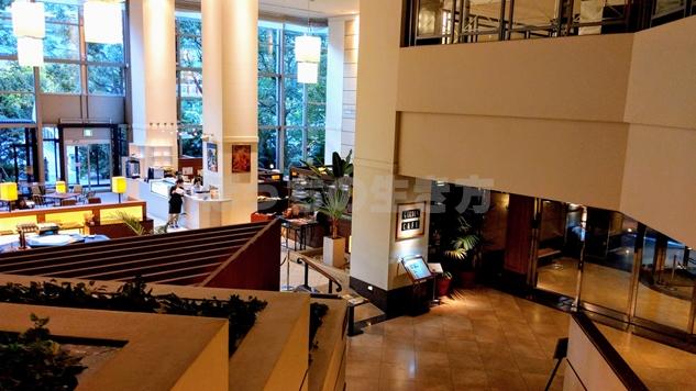 シェラトン神戸1階のレストラン