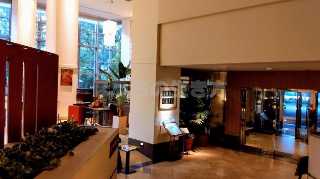 神戸ベイシェラトンホテルの1階レストラン