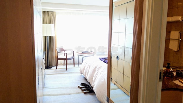 神戸ベイシェラトンホテルのクラブフロア