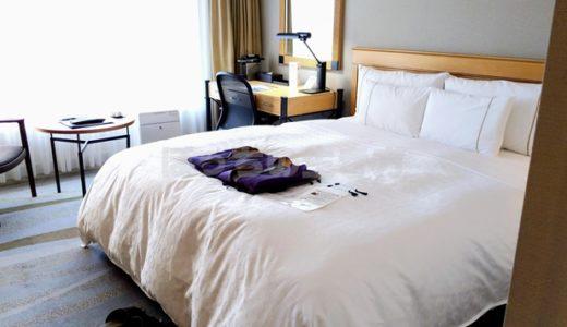 神戸ベイシェラトンのクラブフロアは比較的安いことを知ってますか!?17,000円台で宿泊してみた感想は…【写真付き】