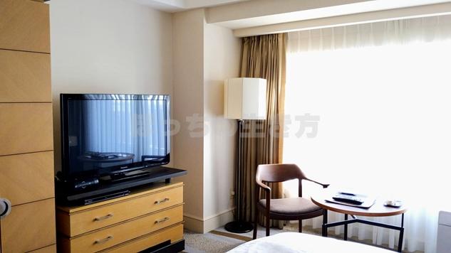 神戸ベイシェラトンホテルクラブフロアの客室