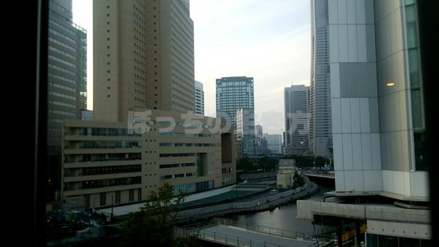 リソルホテル桜木町から見える風景