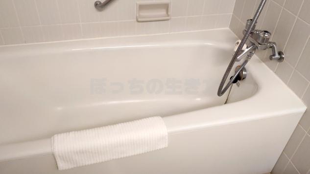 アゴーラリージェンシー堺バスルームの湯船