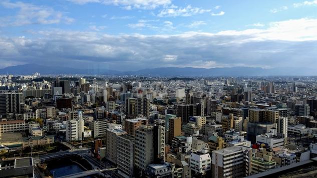 アゴーラリージェンシー堺からの風景