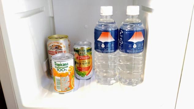 アゴーラリージェンシー堺の冷蔵庫