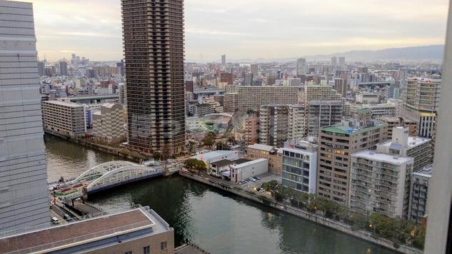 プレジデンシャルタワーからの眺望