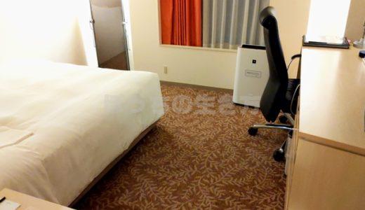 リーガロイヤルホテル大阪で1番安いウエストウィングはコスパ良し!地下にコンビニもあるので不自由しません♪