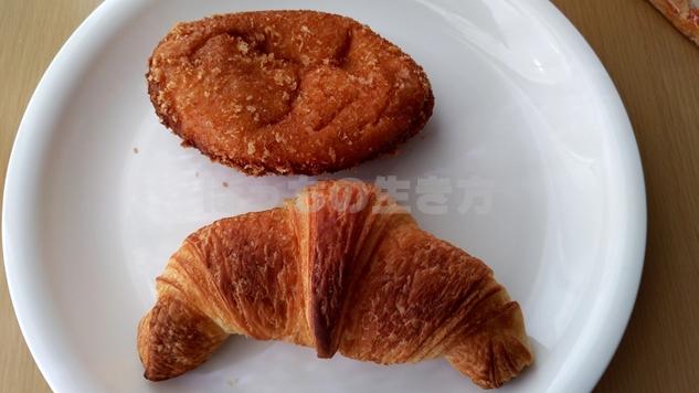 プラリネのカレーパン