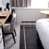 東京プリンスホテルのクラブスーペリアダブルルーム宿泊記