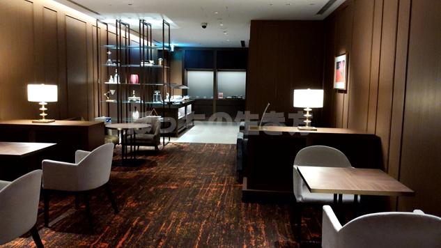 東京プリンスホテルのクラブフロアに宿泊