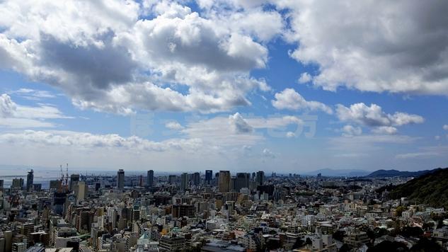 ANAクラウンプラザホテル神戸からの風景