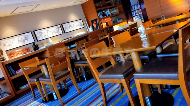 神戸ポートピアホテルのクラブフロア
