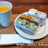 ホテルリソル上野に株主優待で300円宿泊♪オリジナリティーのある朝食が印象的でした!