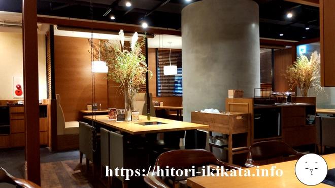 リソルホテル町田の朝食会場