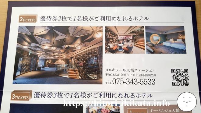 サムティの株主優待券で泊まれるホテル
