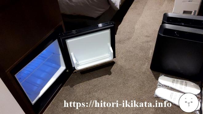 エスペリアイン日本橋箱崎の冷蔵庫