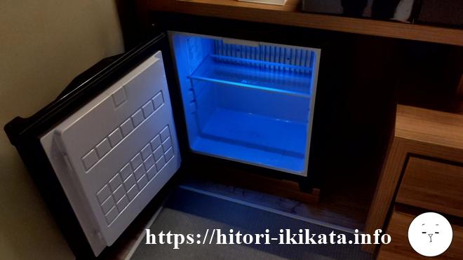 リソル四条室町の冷蔵庫