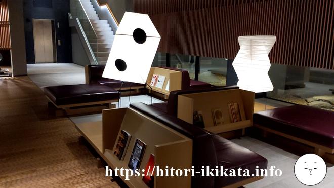 リソル京都四条室町の地下1階