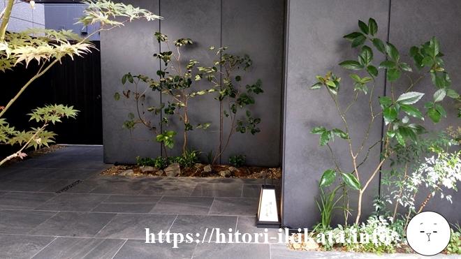 ホテルリソルトリニティー大阪の正面玄関