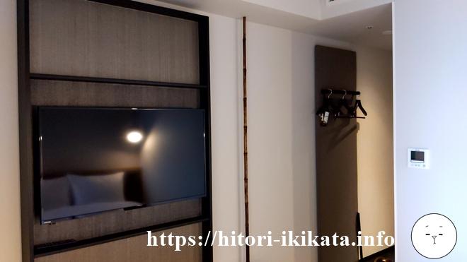 リソルトリニティー大阪のテレビ