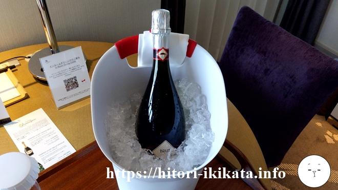 一休ダイヤモンド会員特典のワイン