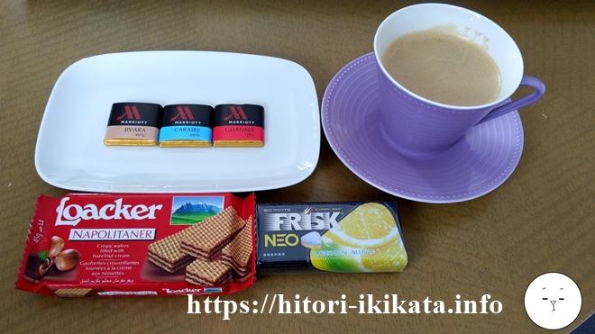 東京マリオットホテルの朝食